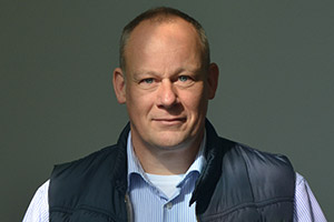 Portrait: Wolfgang Wendeborn
